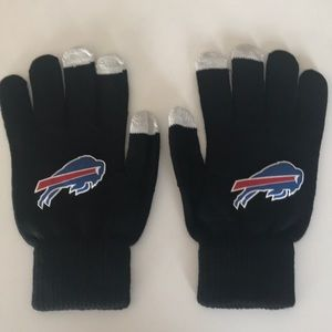 Other - ❎❎❎ Buffalo Bills Knit Gloves - Brand New